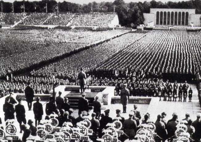 Deutsches Reich Nuremberg_tribune